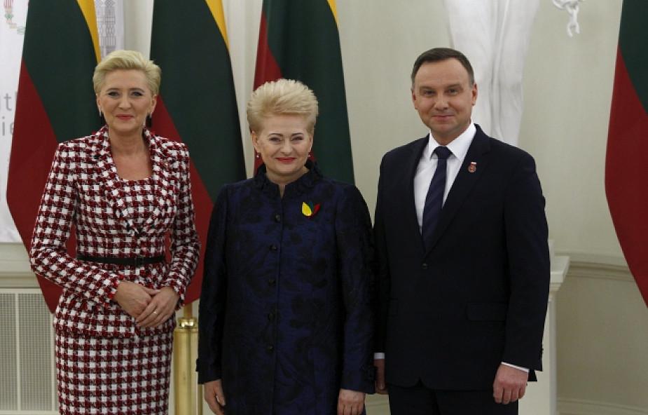 Szczerski: prezydent Duda rozmawiał w Wilnie z szefem KE i prezydentem Niemiec