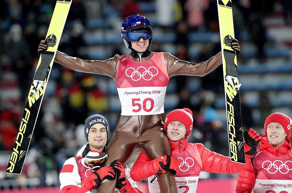 Kamil Stoch został mistrzem olimpijskim - zdjęcie w treści artykułu