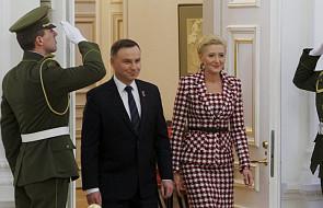 Pierwsza Dama odwiedziła Hospicjum bł. ks. Michała Sopoćki w Wilnie