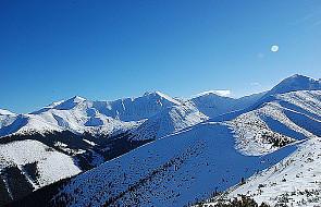 Małopolskie: III stopień zagrożenia lawinowego w Tatrach