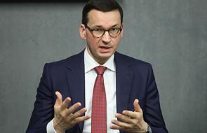 Morawiecki: Polska jako kraj, jako naród nie była współodpowiedzialna za Holokaust