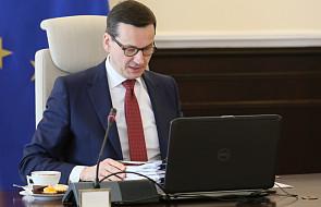 Morawiecki: ustawa o IPN jest wymierzona w kłamstwo, a nie w relacje polsko-ukraińskie