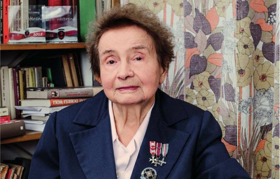 Uczestniczka Powstania Warszawskiego zabrała głos w sprawie uchodźców [WIDEO]