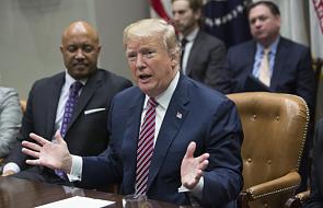 Donald Trump: powiedziałem NRA, że trzeba zaostrzyć pewne zasady
