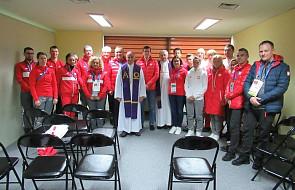 Bp Florczyk: igrzyska są świętem, bo mają coś z religii, coś z Boga