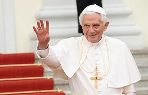 Benedykt XVI przesłał specjalny telegram do polskiej uczelni