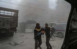 Syria: we Wschodniej Gucie trwają ostre walki