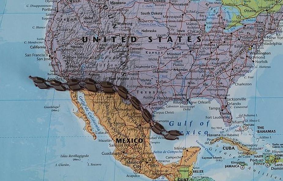 Spotkanie prezydentów USA i Meksyku odwołane po dyskusji telefonicznej