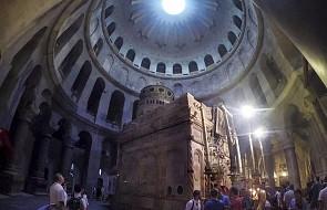 Izrael: opodatkowanie kościelnych nieruchomości wstrzymane. Władze wzywają do otwarcia Bazyliki Grobu