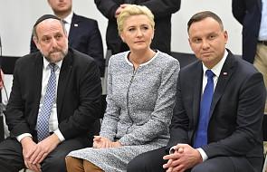 Prezydent Duda: wierzę, że uda nam się wyjaśnić wszystkie wątpliwości w relacjach polsko-izraelskich