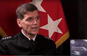 Amerykański generał oskarża Rosję o działania destabilizacyjne w Syrii