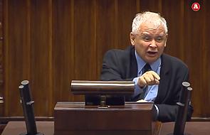 Komisja etyki podjęła decyzję ws. wniosku Petru o ukarania Kaczyńskiego