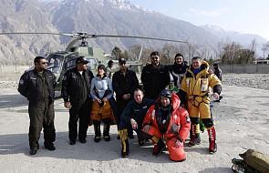 Narodowa wyprawa na K2 - Wielicki: wszyscy w bazie, wieczorem oglądaliśmy skoki