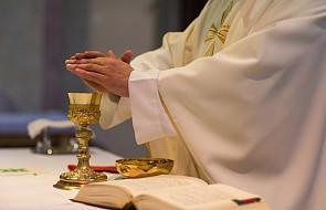 Bp Kamiński: Msza nie jest wydarzeniem kulturalnym ale pamiątką śmierci Chrystusa