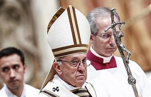 Franciszek: misja Kościoła dokonuje się w drodze, a nie w bezruchu