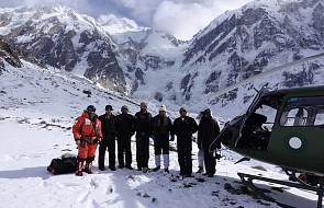 Wyprawa na K2 - Wielicki: w bazie słońce, Urubko i Kaczkan w górze