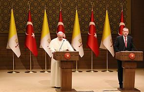 Jutro papież Franciszek przyjmie prezydenta Turcji Erdogana
