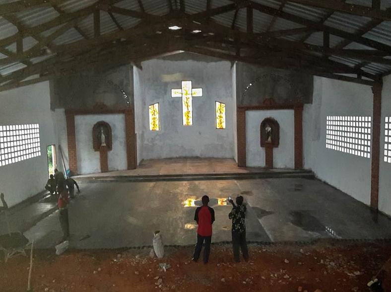 Ten kościół został
