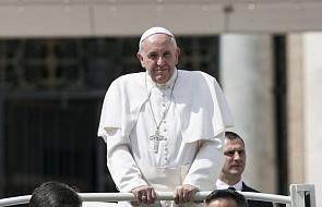 """Papież Franciszek: to przymierze zawarliśmy z Bogiem """"nago"""""""