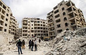 Syria: w nalotach na Wschodnią Gutę zginęło co najmniej 47 cywilów