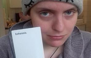 """Holandia: 29-latkę poddano eutanazji. Cierpiała m.in. na depresję. """"Za 5 dni będę w niebie ze swoją matką"""""""