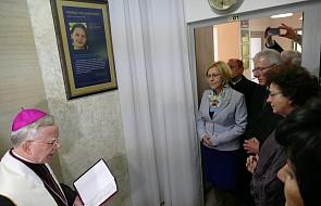 Odsłonięto tablicę pamiątkową poświęconą Helenie Kmieć