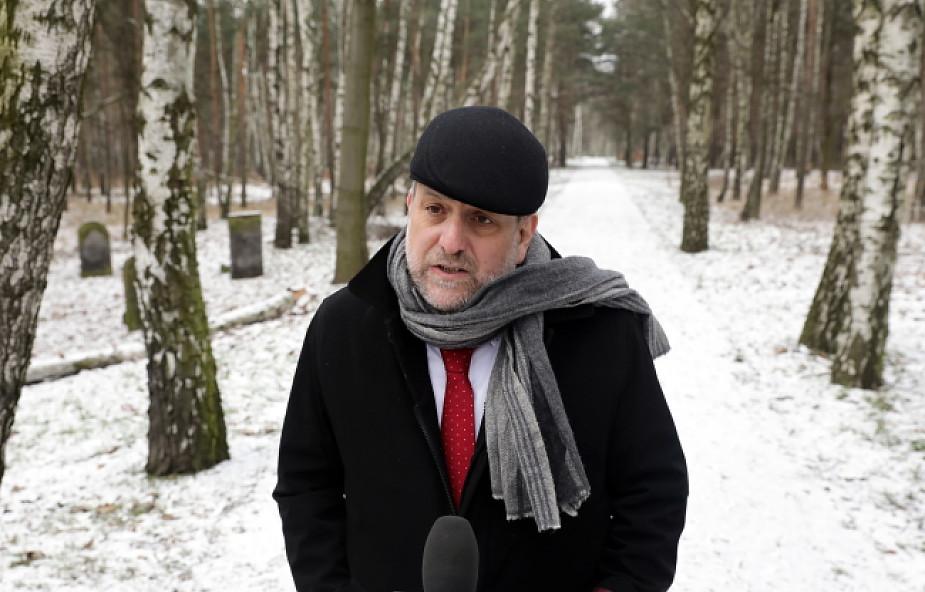 Naczelny Rabin Polski: mam złamane serce