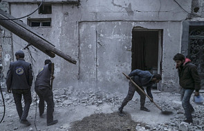 W Syrii schwytano dwóch brytyjskich dżihadystów, katów IS