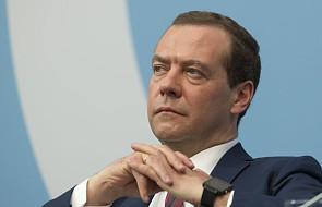 """""""Europie zacznie wkrótce brakować gazu"""". Miedwiediew: Europa się przeliczyła"""