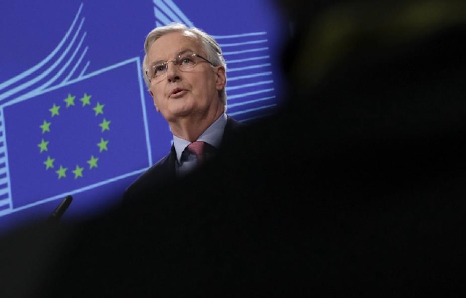 Barnier: UE bez porozumienia z W. Brytanią w sprawie okresu przejściowego