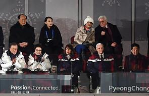 Wiceprezydent Pence nie wziął udziału w kolacji przed otwarciem igrzysk
