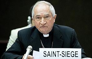 Abp S. Tomasi: korupcja jest rakiem blokującym rozwój społeczny