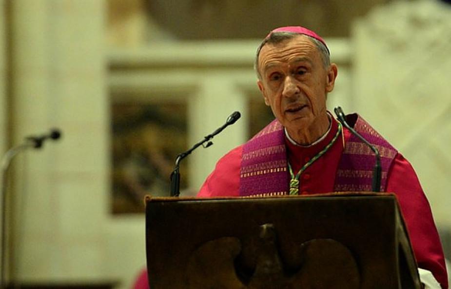 Abp Ladaria, prefekt Kongregacji Nauki Wiary: kapłani mają przede wszystkim służyć