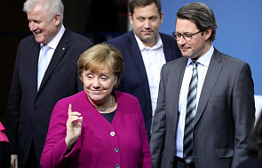 Chadecja i SPD podpisały umowę koalicyjną liczącą 177 stron. Niemcy będą miały rząd