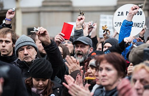 Słowacja: po brutalnym morderstwie dziennikarza młodzież wzywa do modlitwy za ojczyznę