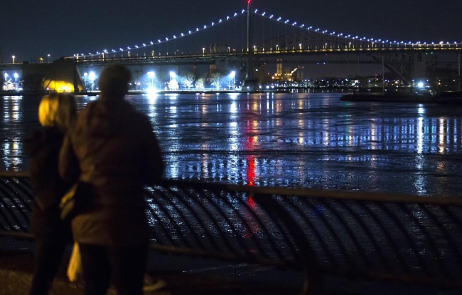 Katastrofa śmigłowca w Nowym Jorku; zginęły dwie osoby