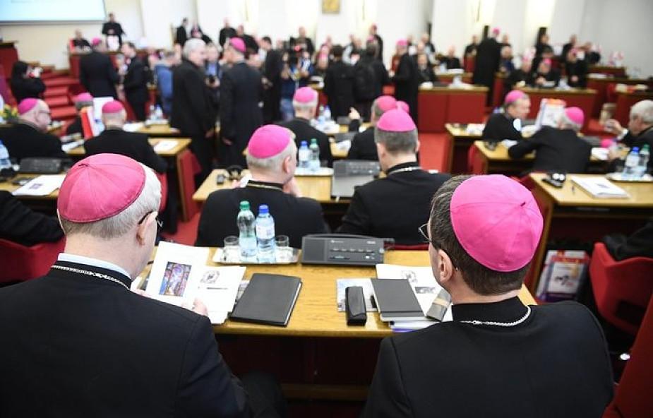 Polscy biskupi spotkali się na Zebraniu Plenarnym w rocznicę wyboru Franciszka. O czym rozmawiali?