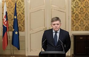 Słowacja: premier Fico zgłasza gotowość podania się do dymisji