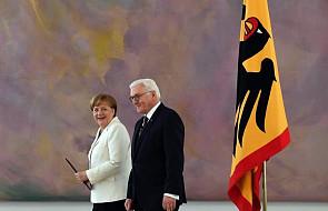 Niemcy: Bundestag po raz czwarty wybrał Angelę Merkel na kanclerza