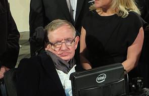 Zmarł światowej sławy astrofizyk Stephen Hawking. Był członkiem Papieskiej Akademii Nauk
