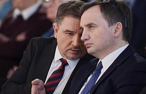 Zbigniew Ziobro: musimy podnieść standardy zawodowe sędziów w Polsce