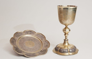 Radom: zbiórka przedsoborowych szat mszalnych i przedmiotów liturgicznych