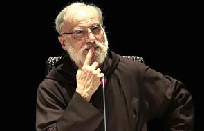 O. Cantalamessa do Kurii Rzymskiej m.in. o silnej pokusie poczucia elitarności wśród katolików