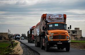 Turcja podała, że kontroluje jedną trzecią syryjskiego regionu Afrin