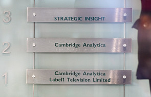 Biały Dom zadowolony z planu śledztwa w sprawie Cambridge Analytica i FB