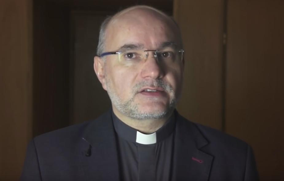 Ks. Andrzej Draguła o słowach ks. Stańka: ta modlitwa brzmi bluźnierczo