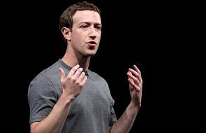 Zuckerberg dla CNN: przepraszam za to co się stało