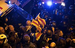 Hiszpania: ponad 20 rannych w piątkowych starciach w Barcelonie