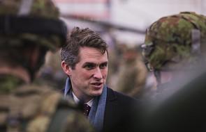Minister obrony W. Brytanii: kończy się cierpliwość do Władimira Putina