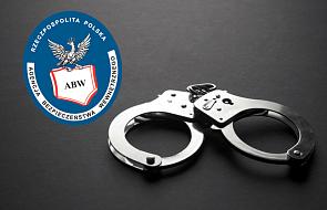 ABW zatrzymała urzędnika podejrzanego o współpracę z rosyjskimi służbami